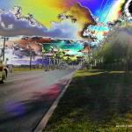 """""""Surreal Highway #2"""" by simonboothstudios"""