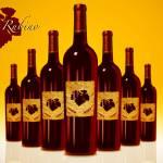 """Foglia Rubino Wine"" by jsternig"