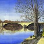 """""""Rhone In Spring"""" by PeterWorsley"""
