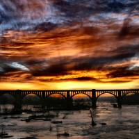 """Richmond Railroad Bridge (2)"" by RichTerrell"