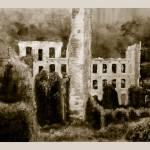 """Rockingham SC Factory_DUOtone"" by BetsyCraig-cyiART"