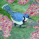 """Blossoms and Blue Jay"" by marycollins"