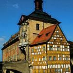 """Bamberg, Rathaus"" by billbarber"