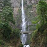 """Multnomah Falls"" by nwmac"