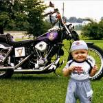 """""""little biker dude 1"""" by imagineit"""