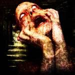 """Fantasy Art - Screaming in the Dark"" by rdaassoc07"