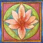 """""""lotus mandala2"""" by judithshaw"""