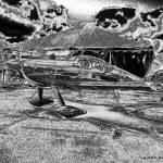"""""""Metallic Aircraft No. 1-A"""" by simonboothstudios"""