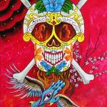 """sugar skull"" by laidig"