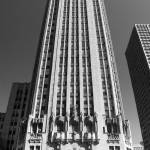 """Gothic Tribune Tower in Chicago"" by SecondCityImage"