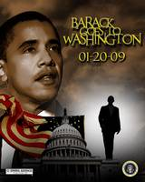 barack goes to washington copy