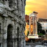 """Theater of Marcellus"" by knightvision"