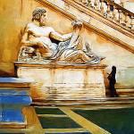 """Palazzo Senatorio"" by knightvision"