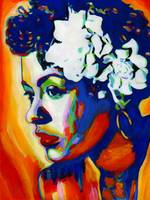 Lady Day-Billie Holiday