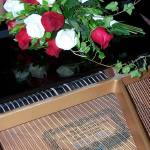 """Roses over Piano Strings"" by photosbyveronica"