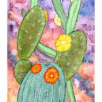 """""A Trio of Cacti-0309"""" by ArtApplied"