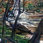 """Sope Creek 2"" by maiergallery"