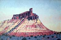 Chimney Rock oil