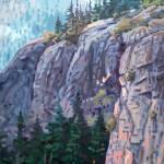 """""""Alaskan Treeline"""" by maiergallery"""