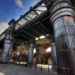 """Castlefield Bridge"" by anthonymoran"
