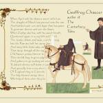 """Chaucer by C. David Claudon"" by davidclaudon"