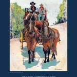 """""""RD Riccoboni Stagecoach Poster"""" by RDRiccoboni"""
