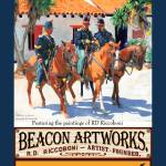 """RD Riccoboni Beacon Artworks Gallery Poster"" by BeaconArtWorksCorporation"