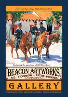 RD Riccoboni Beacon Artworks Gallery Poster