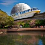 """Epcot - Monorail - Your Highway in the Sky"" by pasant"