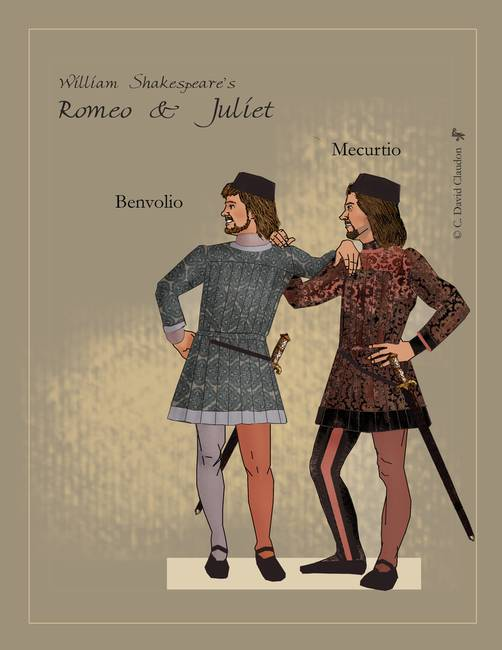 mercutio and benvolio relationship marketing