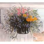 """""Hanging Basket - 0207"""" by ArtApplied"