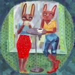 """""""Coffee animals"""" by lukaluka"""