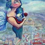 """""""BLESSING OVER THE WINE"""" by nesis"""