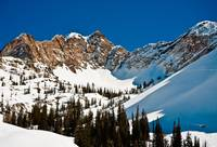 Lake Blanche Background