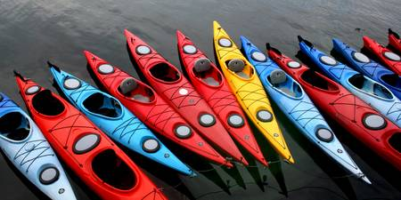 Fellow Kayaks 5