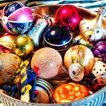 """bowl of ornaments"" by klmaponte"