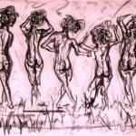 """Girls Pink"" by JulieMHolloway"