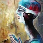 """THE PRAYER"" by nesis"