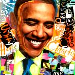 """Obama Art Serie"" by mcturgeon"