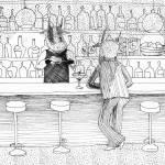"""""""Cow bar"""" by lukaluka"""