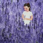 """Femininity Blooms in Lavender"" by artbymia"