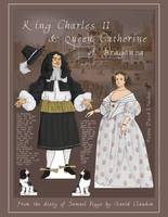King Charles II and his wife