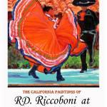 """Fiesta of Art Poster from RD Riccoboni"" by BeaconArtWorksCorporation"