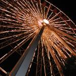 """Navy Pier Ferris Wheel"" by jaysart"