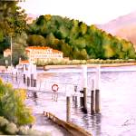 """Lake Como"" by Lwiedemer"