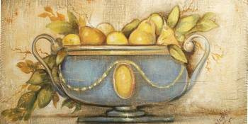 Tucsan fruit bowl