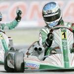 """2008 Tony-Kart Marco Ardigo"" by Kart-Race-Art"