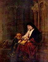 Timotheus and His Grandmother
