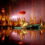 """Sukhothai Loy Krathong Festival Light and Sound"" by jahenig"