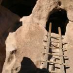 """""""Bandelier Pueblo ladder_2"""" by eye4nature"""